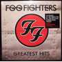 Lp Vinil Foo Fighters Greatest Hits {import} Novo Lacrado
