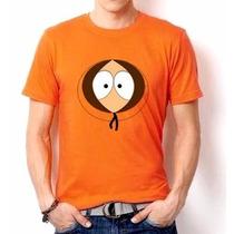 Camiseta Kenny South Park Camisa Desenho