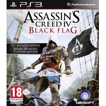 Assassins Creed Black Flag - Português - Original - Ps3 Psn