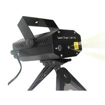 Mini Projetor Laser Holográfico Efeitos Especiais Luz Palco