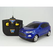 Ford Ecosport Controle Remoto 1:24 Cks Azul
