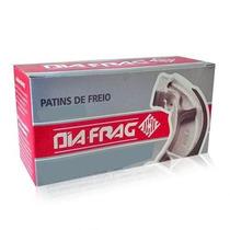Patim Freio Diant / Tras Titan 2000 150 Cbx 250 Fan 125