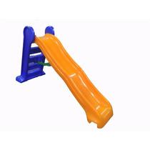 Escorregador Infantil Grande 4 Degraus Playground Brinquedo