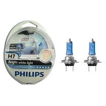 Lampada H7 4300k Crystal Vision Super Branca Philips