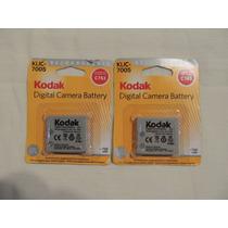 Bateria Kodak C763 Para Maquina Digital - Kit 2 Unid