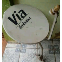 Antena Via Embratel