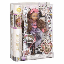 Ever After High - Bonecas Da Primavera - Cedar Wood - Mattel
