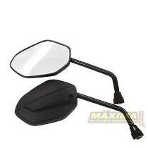 Espelho Retrovisor Mini Titan125/150 Nova Fan 2014 (par)