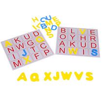 Jogo Alfabeto Bingo De Letras Infantil Em Eva 250 - Carlu