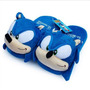 Pantufa Sonic The Headhog Sega Mega Drive Chinelo