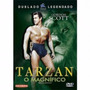 Dvd Original Do Filme Tarzan - O Magnífico (gordon Scott)