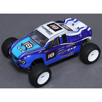 Automodelo 1/18 4wd Stadium Truck Com Brushless