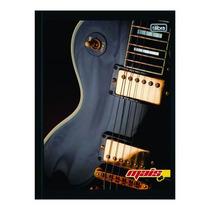 Caderno Flex Universitário Mais+ 80 Folhas Guitarra Tilibra