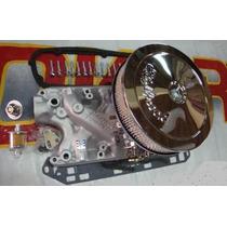 Kit Admissão+quadrijet+filtro+etc Dodge Charger Dart 318
