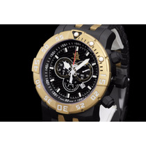 Invicta Titanium Sea Base 14287 - Ed. Limitada - 53mm