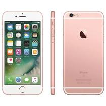 Iphone 6s Rosa Ouro Tela 4,7  4g 32 Gb Câmera 12 Mp