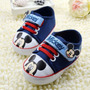 Tênis Sapato Bebê Mickey Menino Importado Sapatinho De Neném