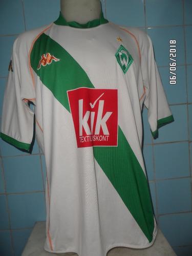 58cf50faa1 Camisa Werder Bremen Kappa Kombat N 22