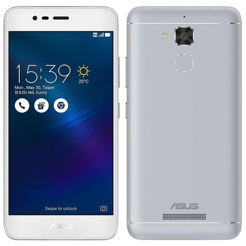 Smartphone Asus Zenfone 3 Max Duos Prata Tela 5.2 3mp 16gb