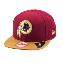 Boné Aba Reta New Era Snapback Original Washington Redskins