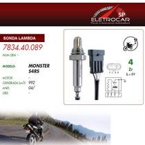 Sonda Lambda Ducati Monster S4rs 04 Em Diante (sensor De Oxi