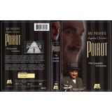 Dvd Coleção Poirot - Agatha Christie - As 13 Temporadas