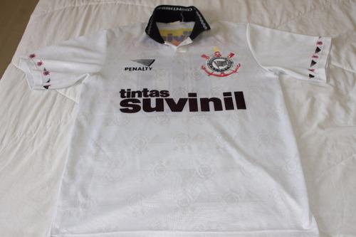 9fd2ae871185f Camisa Corinthians Original Penalty 1995 - Leia O Anúncio !