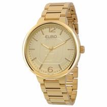 Relógio Euro Feminino Ref: Eu2036lyt/k4d - Kit