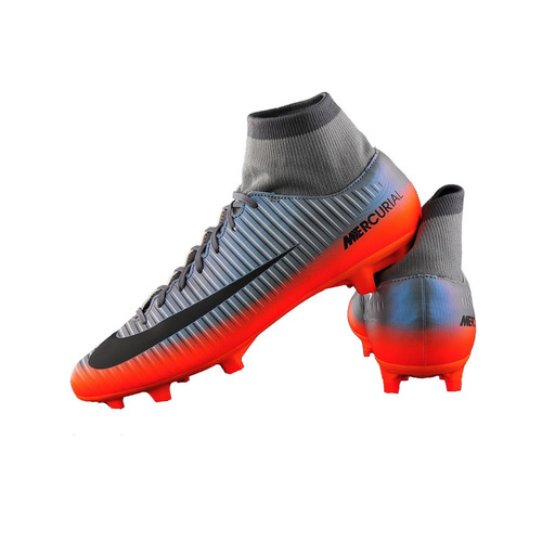 492a8414b1 Chuteira Nike Mercurial Victory Vi Cr7 903605 Df Fg Campo