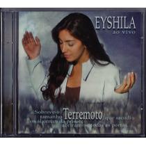 Cd + Playback Eyshila - Terremoto [original]