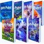 Kit Livro Harry Potter Saga Completa 7 Livros Lacrados