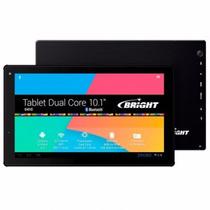 Tablet Bright Tela 10.1 Preto Dual Core - Modelo 0410