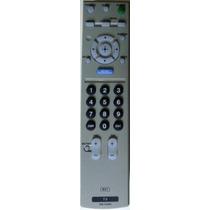 Controle Remoto Para Tv Televisor De Plasma Sony Rm-ya006