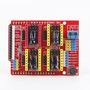 Kit Cnc Shield V3 + 4 Unidades Driver A4988 - Arduino Polulu