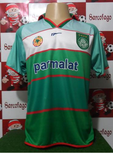 57b851be93 Camisa Palmeiras Retro Campeão Copa Rio Sp 2000