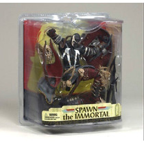 Action Figure - Spawn The Immortal Age Of Pharaohs
