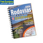 Guia Cartoplam Rodovias Brasil N°4 Norte A Sul Frete R$15,00
