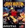 Duke Nukem Forever Ps3 Psn Inglês Em Promoção