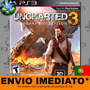 Ps3 Uncharted 3 Drakes Deception Jogo Dublado Port. Portugal