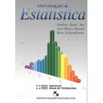 Livro Introdução À Estatística