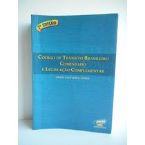 Livro Código De Trânsito Brasileiro Ordelei Savedra Gomes
