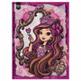 Caderno Brochurao Ever After High 2016 Pacote C/05 - 96 Fl