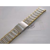Pulseira Para Relógios, Ajustável, Encaixe De 15 A 22mm !