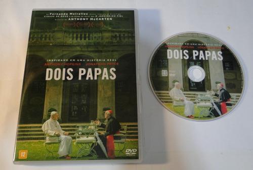 Dvd -  Dois Papas - Dublado E Legendado