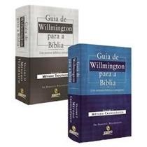 Guia De Willmington Para A Bíblia + Manual Prático Teologia