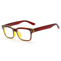 bd280f960 Armação Óculos De Grau Quadrado Grande Masculino Feminino Ca à venda ...