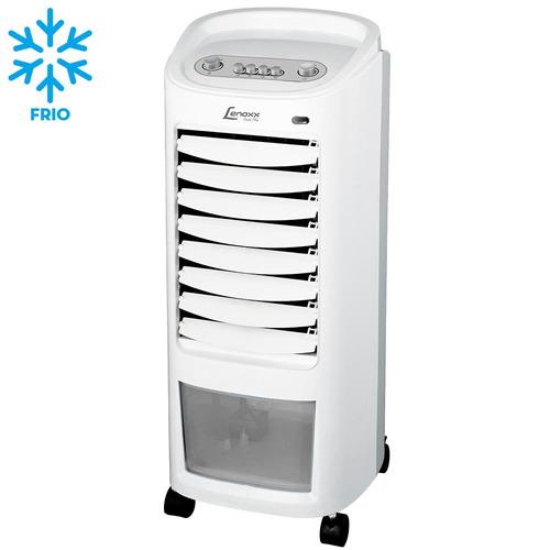 Climatizador De Ar Lenoxx Fresh Plus Frio Branco 110v Pcl703