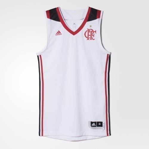 3a9034e630 Regata Basket Flamengo Torcedor 2017 Branca