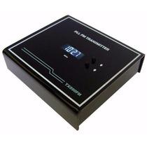 Kit Transmissor De Fm 1w + Antena P.terra + Fonte.promoção