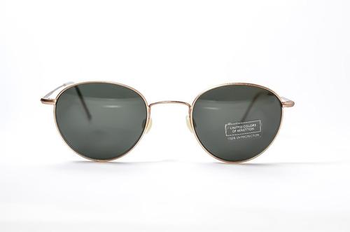 edf102fe3fb0c Oculos De Sol Redondo Pequeno Classico Lente Escura Uv400